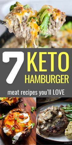 Low Carb Keto, Low Carb Recipes, Beef Recipes, Healthy Recipes, Hamburger Meat Recipes Easy, Keto Meal Plan, Diet Meal Plans, Keto Burger