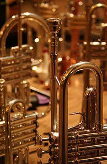 Brass instrument - Simple English Wikipedia, the free encyclopedia