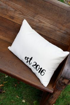 established 2016 - Farmhouse style collection- Home Decor- Request any specific year by reprizedesigns on Etsy