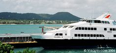 Passenger and Cargo ferry is available from the municipality of Fajardo and managed by (Autoridad de Transporte Integrado de Puerto Rico or ATI). Four vessels run between the town of Fajardo and Vi...