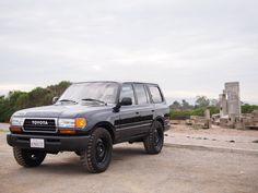 Toyota Land Cruiser 80 Series                              …