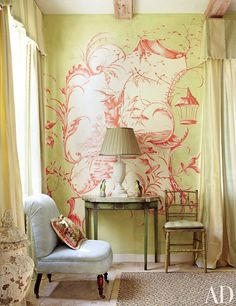 Rethinking Pink   25 Interiors Featuring Beautiful shades of Pink