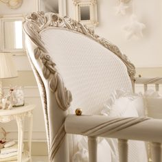 Notte Fatata   Crib   Newborn Bedroom   Furniture for baby's room   Decor for Childrens Room by Savio Firmino   Kids Bedroom