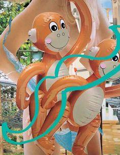 Monkeys (Ladder) oil on canvas 108 x 84 inches x cm © Jeff Koons 2003 Balloon Dog, Balloon Animals, Jeff Koons Art, Tv Movie, Classical Realism, Comic, Roy Lichtenstein, Art Icon, High Art