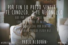 Por fin - Pablo Alboran
