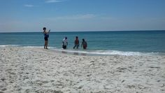 Some of the family in gulf shores