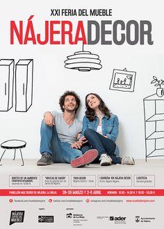 Se aproxima la XXI Feria del mueble Nájera Decor 2015 http://www.icono-interiorismo.blogspot.com.es/2015/03/se-aproxima-la-xxi-feria-del-mueble.html