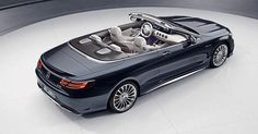 AMG S65 Cabrio . The Mercedes-AMG M279 V12 biturbo - 6.0L 630HP