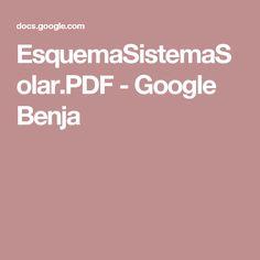 EsquemaSistemaSolar.PDF - Google  Benja