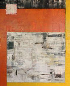 """Saatchi Art Artist: Doug Frohman; Oil 2013 Painting """"ECHO"""""""