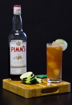 pimms drink london