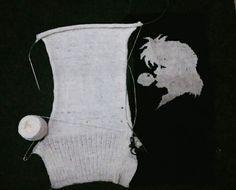 Knitting Vest Lupus
