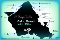 14 things to do in oahu with kids