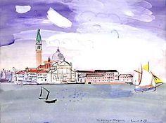 GIRARE VENEZIA: Raoul Dufy (1877-1953)
