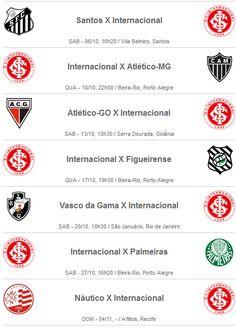 Jogos restantes no Brasileirão 2012
