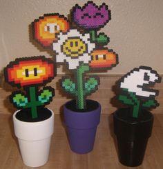 8 bit Super Mario Bros Bouquet. $15.00, via Etsy.