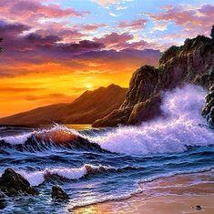 ART - The Angry Sea