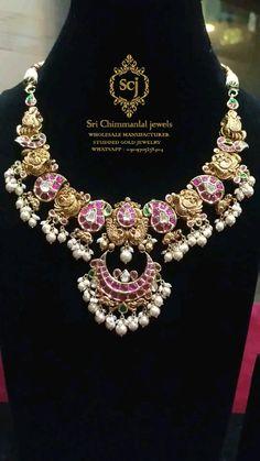 Latest Jewellery, Bead Jewellery, Temple Jewellery, South Indian Bride Jewellery, Indian Jewelry, Gota Patti Jewellery, Bridal Jewelry, Gold Jewelry, Jewelry Quotes