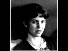 The Ghost's Leavetaking--Read By Sylvia Plath - YouTube