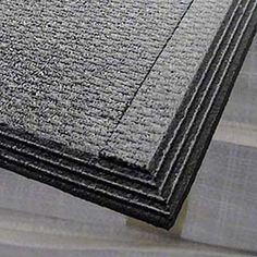 Treadmill Mat-This 3x8 treadmill mat will keep your floor safe from damage caused by heavy exercise equipment of all types.  Also extends the life of exercise equipment by keeping floor debris and dust away from mechanical parts.  www.greatmats.com