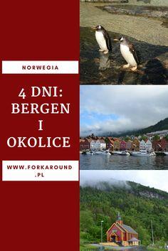 Norwegia Bergen i okolice- przewodnik
