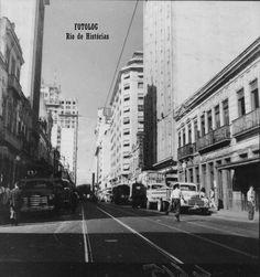 Rua Acre – Final dos Anos 50