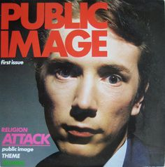 Public Image Ltd. - Public Image - First Issue