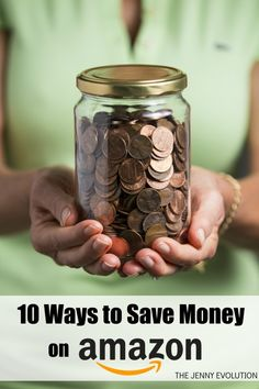 10 Ways to Save Money on Amazon.com. Did you even know about #8!?!