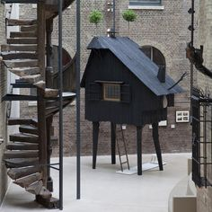Big Ideas, Small Buildings: Some of Architecture& Best, Tiny Projects Japanese Buildings, Modern Japanese Architecture, Small Buildings, Japan Architecture, Wooden Buildings, Sustainable Architecture, Madison Avenue, Toyo Ito, V & A Museum