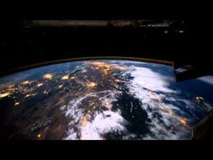 Orbit the world in under a minute: Strap a camera to the International Space Station, speed up the footage, and this is what you get. Enjoy!
