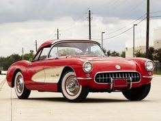 1957 Corvette C1 Fuel Injection