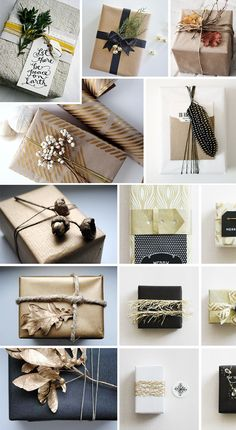 wrappings