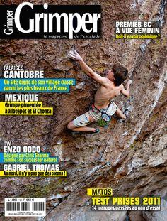 Grimper Magazine, france