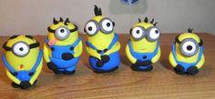 clay minions - Google Search