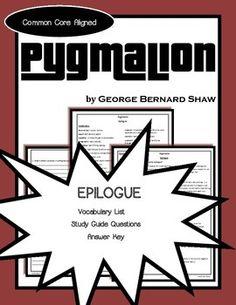pyg on act i study guide george bernard shaw george bernard pyg on epilogue study guide george bernard shaw