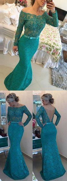 prom dresses,Sexy Prom Dress,Long Mermaid Prom Dress Dark