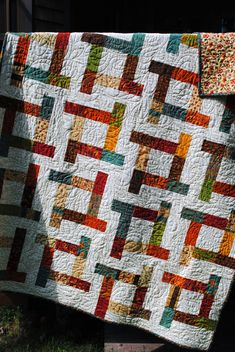 """""""Tea Party"""" quilt patterns by Sweet Jane, scrap quilt 