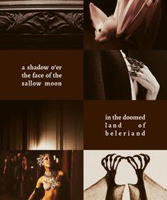 Thuringwethil: She of Hidden Shadow