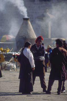 Tibet  Tybet 1996 / Tibet 1996 by Mariusz Cieszewski on Flickr