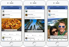 Mechatrons: Facebook announced a technology for blind people t...