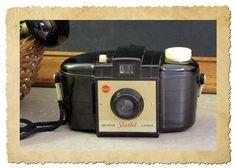My vintage Brownie Starlet camera