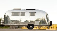 "Vintage 1961 Airstream Safari ""Runaround Sue"" ~ Amazing complete Renovation Project! Beautiful after photos!"