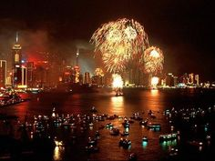 happy new year 2019 hong kong fireworksnewyear newyearseve fireworks hongkongnewyearseve2019 bestplacetocelebratenewyearinhongkong