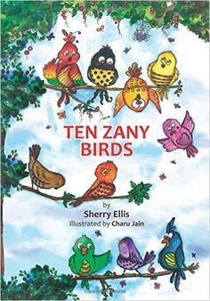 Chat with Vera: Ten Zany Birds by Sherry Ellis