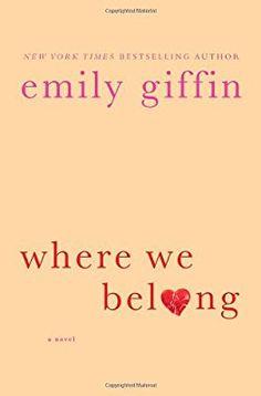 Where We Belong: A Novel