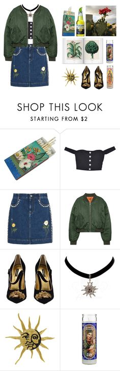 """""""Santa Fe Spring"""" by izzy-boo-kitty ❤ liked on Polyvore featuring STELLA McCARTNEY and Dolce&Gabbana"""
