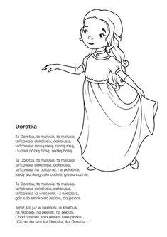 Kołysanki dla dzieci (Wideo + teksty do druku) | Strona 6 | Mamotoja.pl Polish Language, Beautiful Words, Sweet Dreams, Kids Playing, Poems, Nostalgia, Childhood, Humor, Education