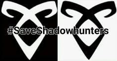Símbolo Shadow Hunters, Logos, Logo