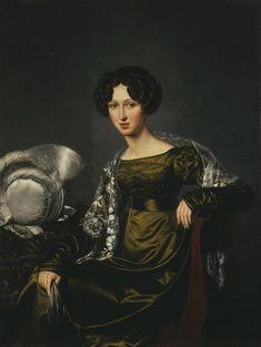 Ivan Yakovlev Yeremeyevich. Portrait of an Unknown, 1824