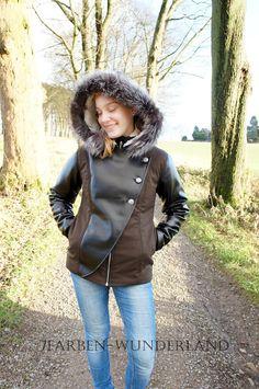 7Farben-Wunderland Jackets, Blog, Design, Fashion, Colorful Pictures, Wonderland, Unique, Creative, Down Jackets